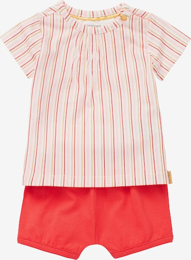Noppies Ondergoedset 'Marlin' in de kleur Rood / Wit, Productweergave