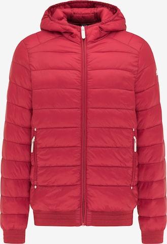 Veste d'hiver ICEBOUND en rouge