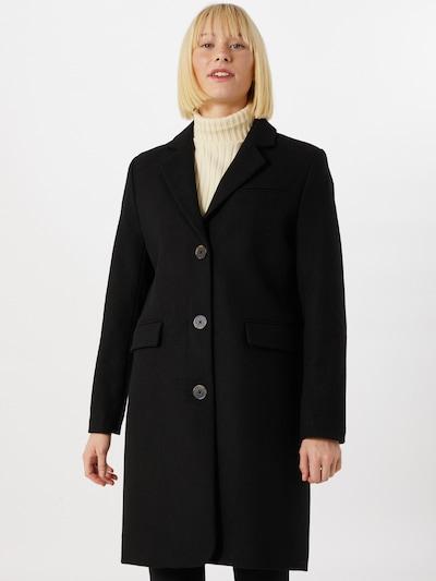 SELECTED FEMME Mantel 'Elina' in schwarz, Modelansicht
