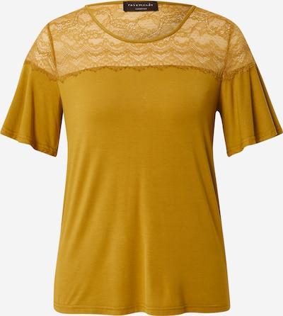 Tricou rosemunde pe galben miere, Vizualizare produs