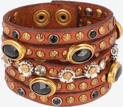 Campomaggi Armband in de kleur Bruin: Vooraanzicht