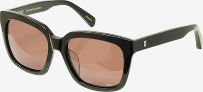 LDNR Sonnenbrille in schwarz: Frontalansicht