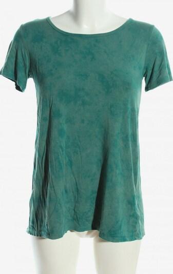 Silence + Noise T-Shirt in XS in grün, Produktansicht