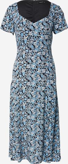 Trendyol Kleid in hellblau / schwarz / weiß, Produktansicht