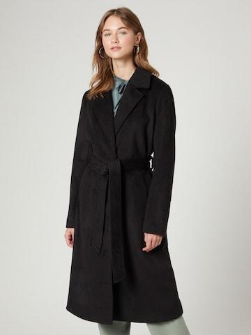 Guido Maria Kretschmer Collection Prechodný kabát 'Milly' - Čierna