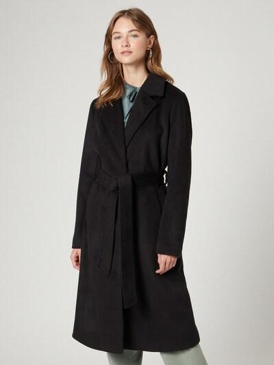 Guido Maria Kretschmer Collection Mantel 'Milly' in schwarz, Modelansicht