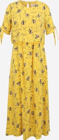 IVY & OAK Kleit, värv kollane