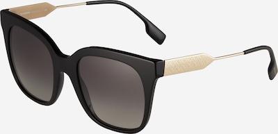 BURBERRY Слънчеви очила 'EVELYN' в злато / черно, Преглед на продукта
