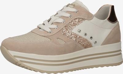 Nero Giardini Sneaker in beige, Produktansicht