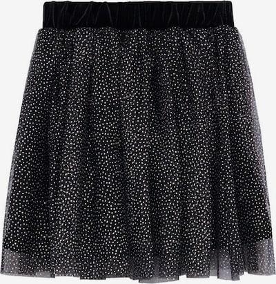 MANGO KIDS Suknja 'Eses' u crna / bijela, Pregled proizvoda