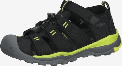 KEEN Sandale 'Newport Neo H2' in neongelb / schwarz, Produktansicht