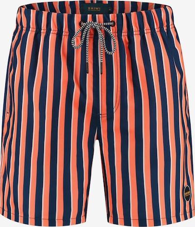 Shiwi Kupaće hlače u mornarsko plava / losos / bijela, Pregled proizvoda