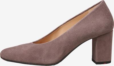 LLOYD Schuhe aus Veloursleder in grau, Produktansicht