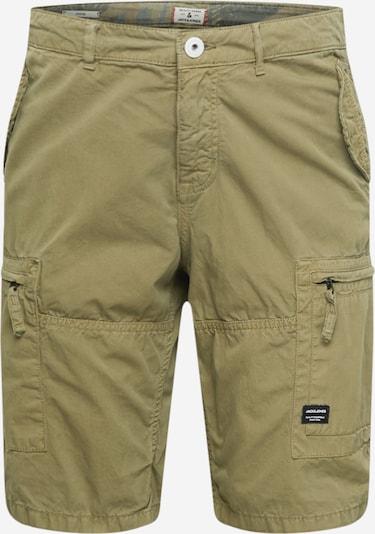 Pantaloni cargo 'Noah' JACK & JONES di colore verde, Visualizzazione prodotti