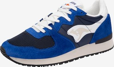 KangaROOS Sneaker 'Aussie' in blau / navy / weiß, Produktansicht