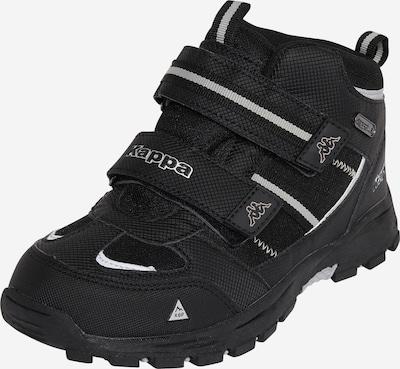 KAPPA Niske cipele 'HOVET TEX' u crna / bijela, Pregled proizvoda