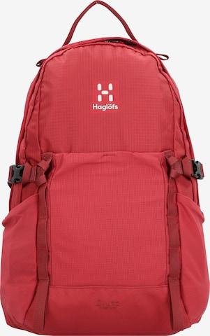 Haglöfs Backpack 'Skuta' in Red