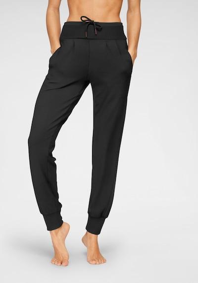 VENICE BEACH Hose in schwarz, Modelansicht