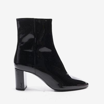 Saint Laurent Stiefeletten in 37,5 in schwarz, Produktansicht