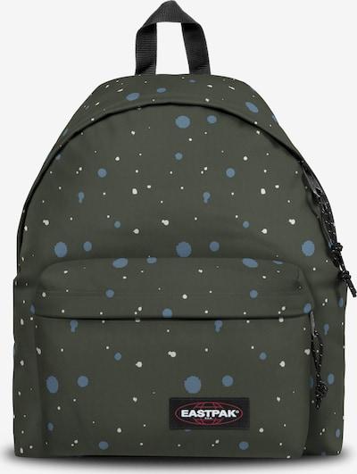 EASTPAK Rucksack in rauchblau / khaki / weiß, Produktansicht