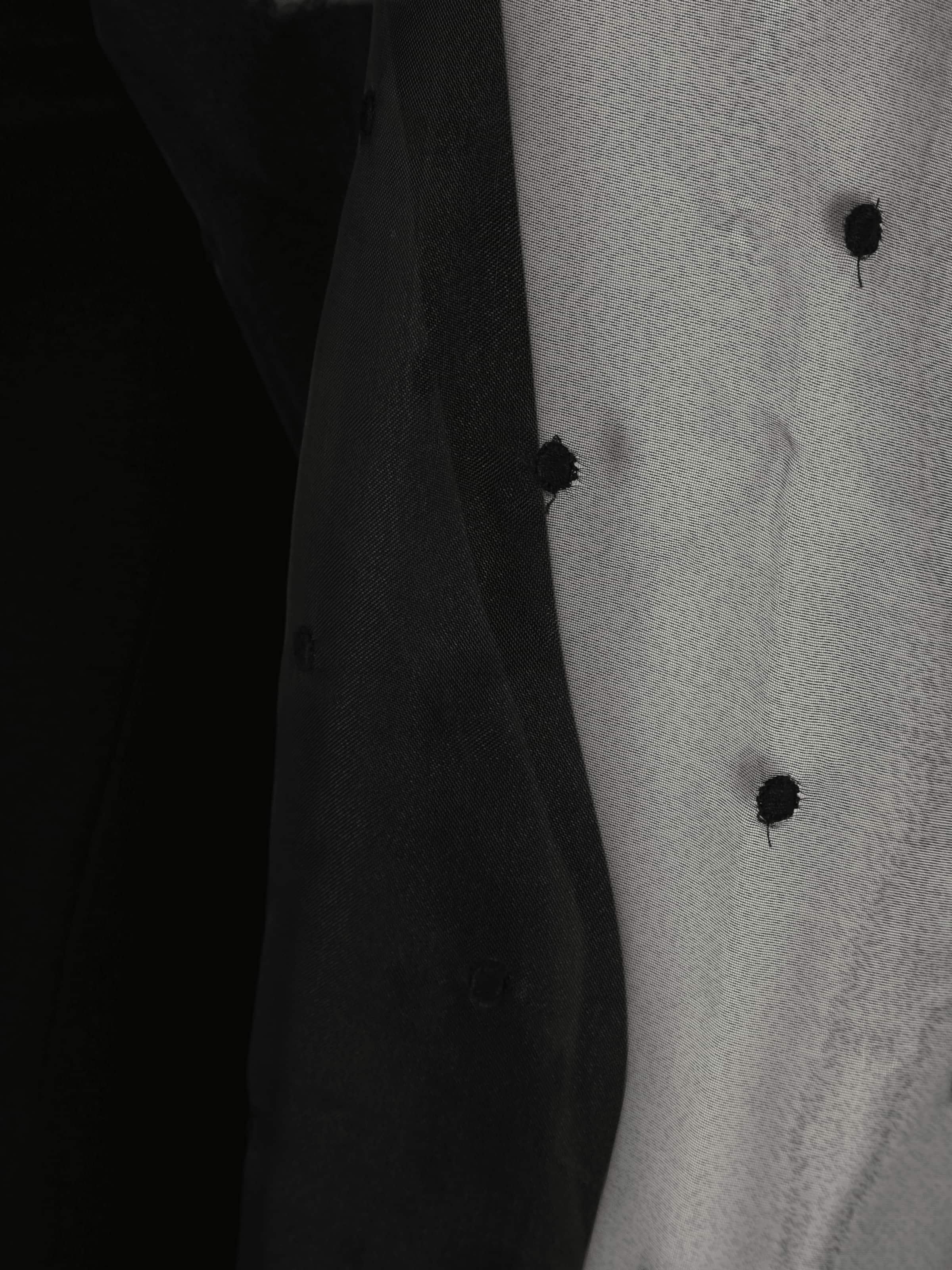 MAMALICIOUS Blúz fekete színben