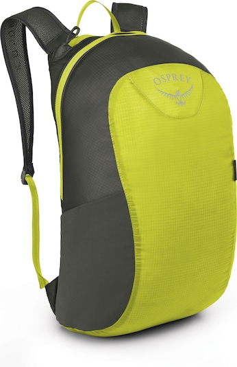 Osprey Sportrugzak in de kleur Geel, Productweergave