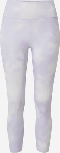 NIKE Sporta bikses pasteļlillā / dabīgi balts, Preces skats