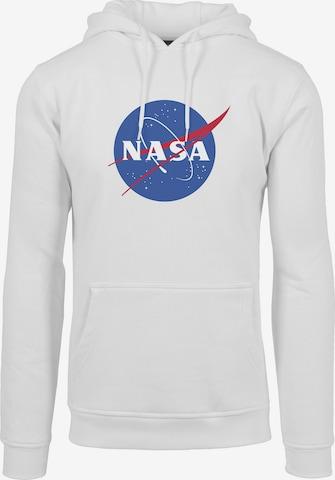 Mister Tee Mikina 'NASA' - biela
