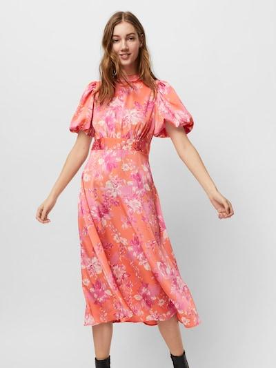 Rochie 'Julia' VERO MODA pe corai / roz / alb, Vizualizare model