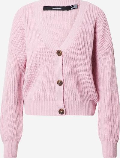 VERO MODA Gebreid vest 'LEA' in de kleur Lavendel, Productweergave