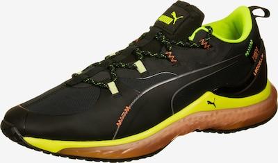 PUMA Chaussure de sport 'Hydra' en jaune fluo / noir, Vue avec produit