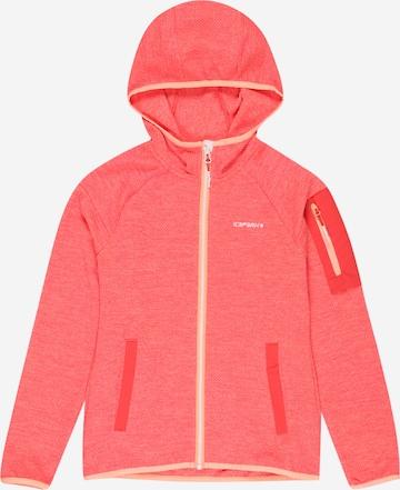 ICEPEAK Fleecejacke 'LACEY' in Pink