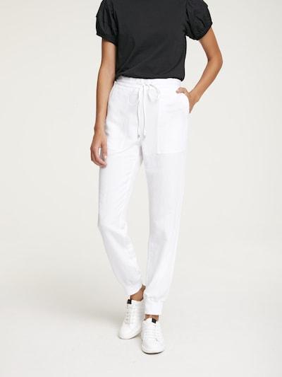heine Jogginghose in weiß, Modelansicht