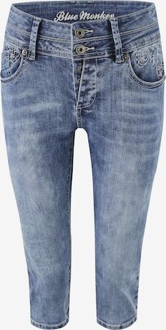 Blue Monkey Jeans 'Mary' in Blau