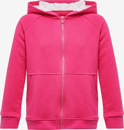 myMo KIDS Sweatjacke in pink, Produktansicht
