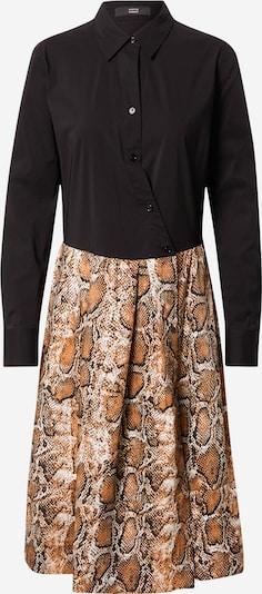 STEFFEN SCHRAUT Kleid 'Julia' in braun / schwarz / weiß, Produktansicht