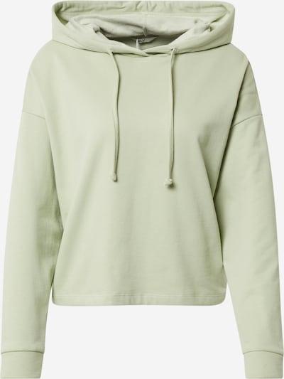 ONLY Sweatshirt 'DREAMER' in pastellgrün, Produktansicht