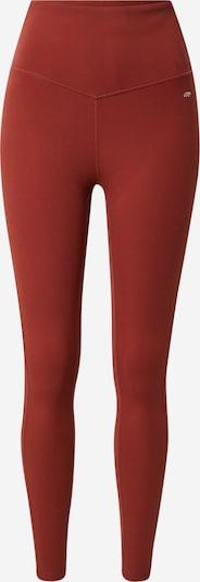 Marika Sportbroek in de kleur Roestbruin, Productweergave