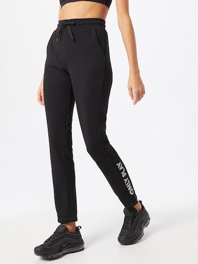 ONLY PLAY Sporthose 'NYLAH' in schwarz, Modelansicht
