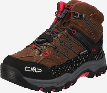 Pantofi de la CMP pe maro