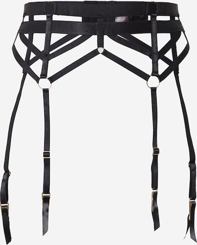 Hunkemöller Jarretels in de kleur Zwart, Productweergave