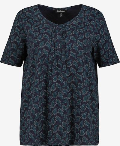 Ulla Popken Shirt in marine, Produktansicht