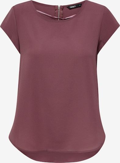 ONLY Tričko 'VIC' - červeno-fialová, Produkt