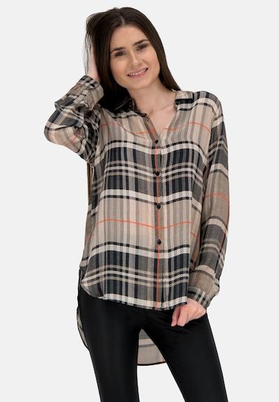 PRINCESS GOES HOLLYWOOD Bluse in grau, Modelansicht