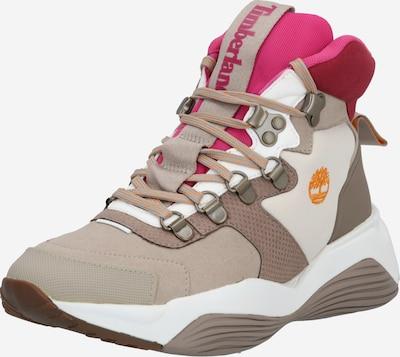 TIMBERLAND Sneaker 'Emerald Bay' in beige / taupe / pink, Produktansicht