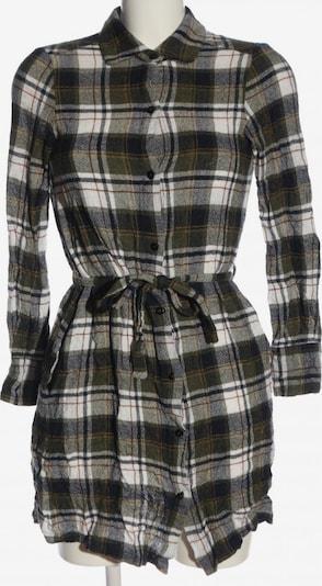 Josephine & Co. Langarmhemd in S in khaki / schwarz / weiß, Produktansicht