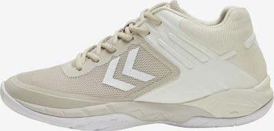 Hummel Sportschoen in de kleur Beige / Wit, Productweergave