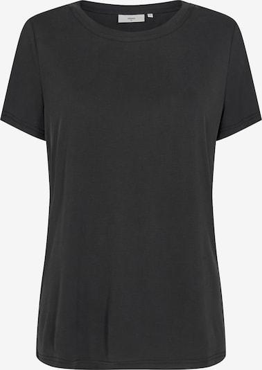 Tricou 'Rynah' minimum pe negru, Vizualizare produs