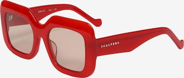 Scalpers Sonnenbrille in Rot