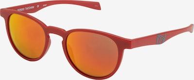 Sergio Tacchini Retrosonnenbrille Eyewear Fashion white in rot, Produktansicht
